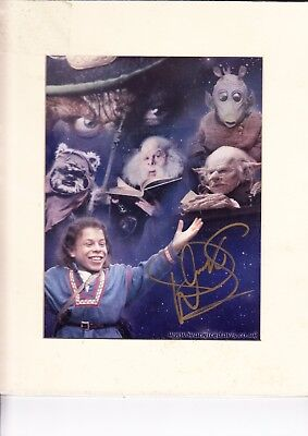 WARWICK DAVIS HAND SIGNED COLOUR PHOTOGRAPH 11 X 9 INCH OVERALL SIZE for sale  Shipping to South Africa