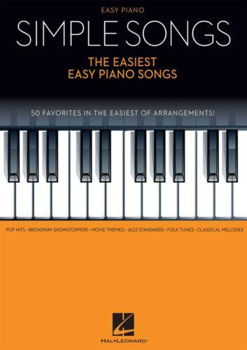 Simple Songs - The Easiest Easy Piano Songs
