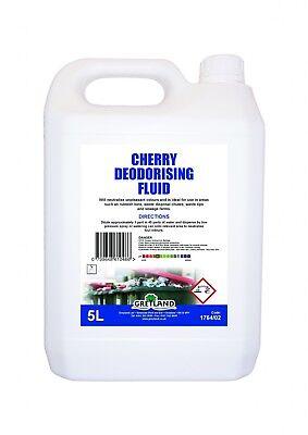 Cherry Deodoriser 1 x 5ltr