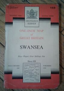 vintage  maps of Britain40s thru 50s  10 shown more than 25