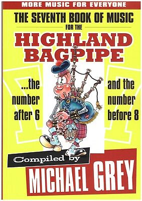 Bagpipes - Music Book