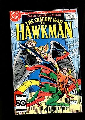 SHADOW WAR OF HAWKMAN 1 (9.4) DC (B003)