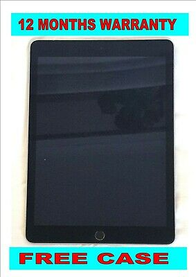iPad Air 2 space grey 32 gb grade A- refurbished, 12 months warranty