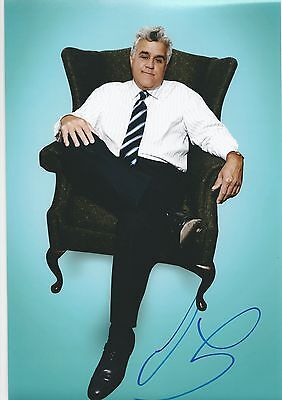 Jay Leno Signed Autographed 8X10 Photo Late Show Many Different Ones Available