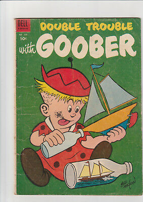 Goober #556 (1954, Dell) Double Trouble G