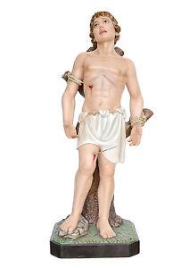 Statua-San-Sebastiano-cm-125-In-vetroresina