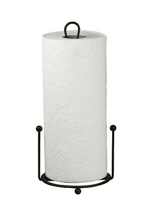 Wire Collection FreeStanding Paper Towel Holder Double Dispense Side BarEBY55069 (Freestanding Double Towel Holder)