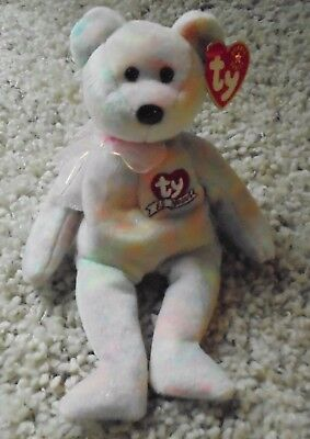 Ty Beanie Baby Babies ~ CELEBRATE the 15 year Bear    ~ NEW ~MUST GO - Clearance