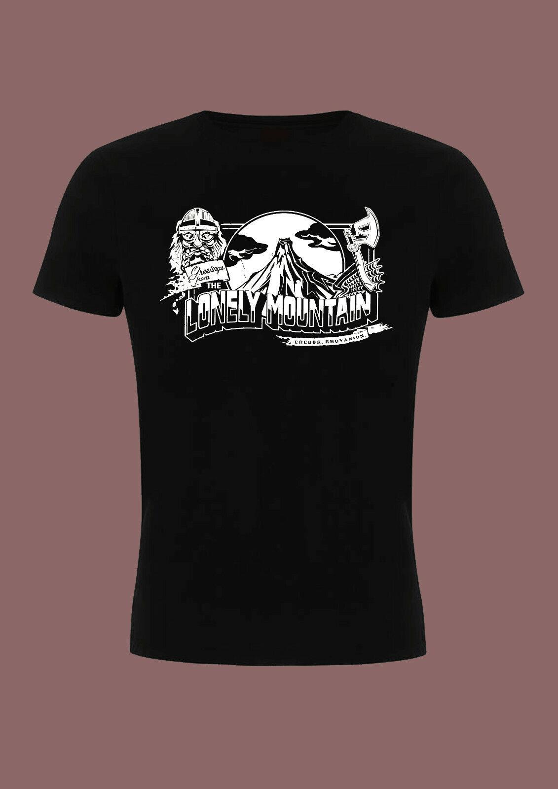 Herr der Ringe,Hobbit,Mittelerde,Mordor inspiriert T-Shirt .