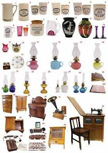 Toowoomba Antiques, Collectables, Australiana & Pottery Auction Toowoomba Toowoomba City Preview