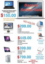 Apple Back to School Macbook Sale Charmhaven Wyong Area Preview