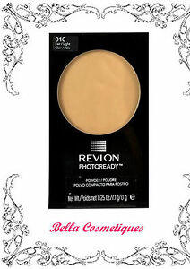 REVLON PHOTOREADY POWDER  010 FAIR/LIGHT FULL SIZE