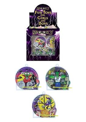 Halloween Spooky Pinball Puzzle Game Party Bag Filler  Party Favour kids - Spooky Halloween Party Games