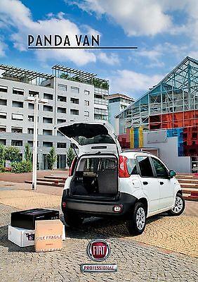 Fiat Panda Van 03 / 2012  catalogue brochure polonais na sprzedaż  Polska