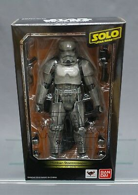 SH S.H. Figuarts Solo A Star Wars Story Mimban Stormtrooper Bandai NEW IN STOCK*