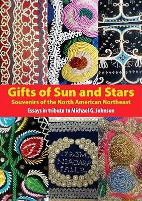 GIFTS OF SUN AND STARS  - mohawk tuscarora seneca iroquois & wabanaki beadwork
