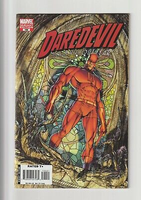 DAREDEVIL 100 NM- 9.2 MICHAEL TURNER VARIANT 100TH ISSUE SPECIAL 2007 - $18.00
