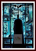 The Dark Knight Iconic & Cool Movie Poster Vintage & Classic Films -  - ebay.co.uk