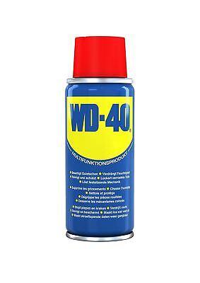 Wd-40 Schmiermittel Aerosol (WD40 100ml Aerosol Reinigt Spray Schmierung Pflege Schmiermittel Auto Rost)