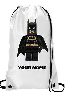 BOY-Personalised-LEGO-BATMAN-Gym-BAG-Swimming-PE-Dance-School-IDEAL ...