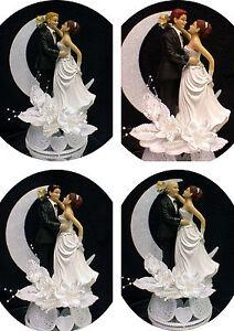 Wedding Cake Topper Bell