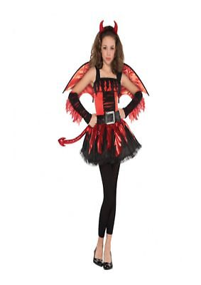 Daredevil Teen Costume Halloween Fancy Dress Costume Outfit Age 14-16 Years