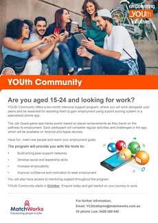 YOUth Community Program