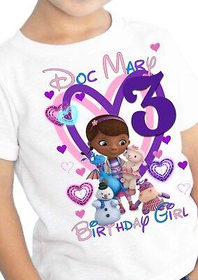 Doc McStuffins Shirt / Doc McStuffins Party Supplies / Dr McStuffins ](Dr Mcstuffins Party)