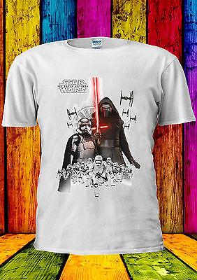 Star Wars Darth Vader 2015 Starwars T-shirt Vest Tank Top Men Women Unisex 2245 ()