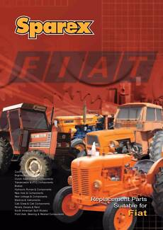 Fiat Tractor Spare Parts Sparex 77603 - 132 pages CD Maclagan Toowoomba Surrounds Preview