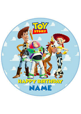 Toy Story Cake topper | Edible Print (Toy Story Cake Topper)