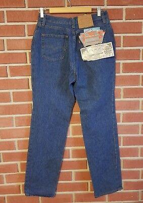 Levi's 18501 0110 Womens Button Fly Vintage Deadstock Blue Jeans W30 L32 1984