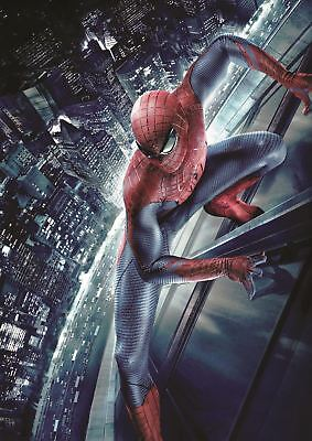 THE AMAZING SPIDERMAN SMALL POSTER ART PRINT A3 SIZE -