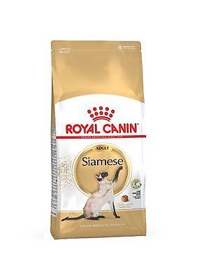 Royal Canin Feline Breed Health Nutrition Specific Siamese Dry Cat Food 400g