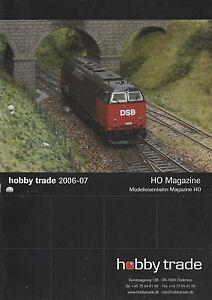 hobby trade H0 Magazin 2006 / 2007 - <span itemprop='availableAtOrFrom'>Graz-Gösting, Österreich</span> - hobby trade H0 Magazin 2006 / 2007 - Graz-Gösting, Österreich