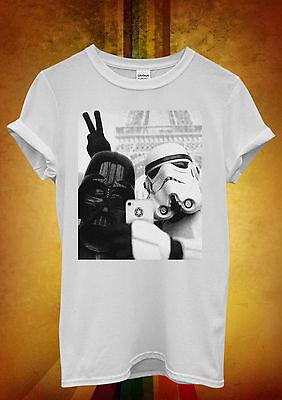 ny Hipster Cool Men Women Unisex T Shirt Tank Top Vest 9 (Star Wars Tank-top)