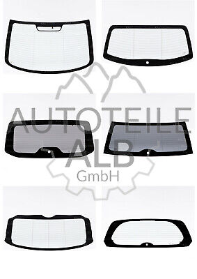 Mercedes CLS X218 Break Kombi 2012-2018 Heckscheibe hinten Glas Scheibe DUNKEL