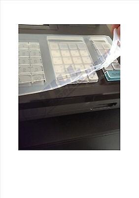 Sharp Xea406 Xea407 Xea505 Xea506 Xea507 Antimicrobial Cash Register Wetcover