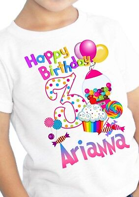 Candyland Shirt / Candyland Theme Party / Candyland Decorations / Candyland - Candyland Party Theme
