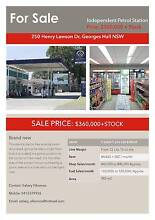 Business for sale - Independent - Metro petroleum station Georges Hall Bankstown Area Preview