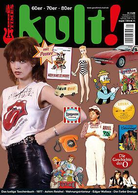 GoodTimes kult #17 - Nena-Poster, Mein Name Ist Nobody, Linda Gray, Barbie ...