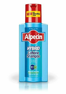 Alpecin Hybrid Caffeine Shampoo - 250ml