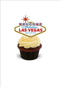 Edible Cake Toppers Las Vegas