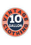 10 Gallon Vintage