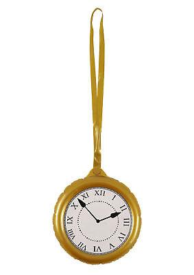 ige Uhren Medaillon Riese Taschenuhr Kostüm Zubehör (Uhr Kostüm)