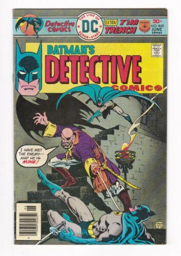 Detective Comics #460  - DC COMICS / 1976 / BATMAN