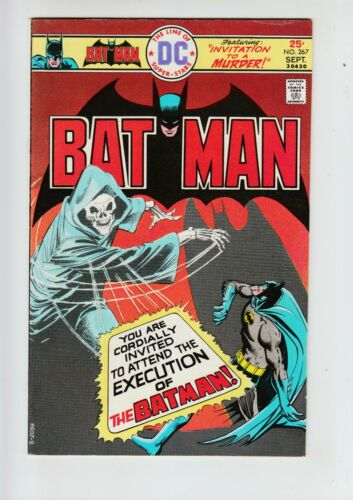 Batman #267 (DC 1975) Bronze Age DC High Grade VFNM White Pages