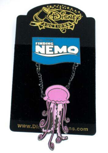 RARE LE 100 Disney Auctions Pin✿Pixar Finding Nemo Dangle Jellyfish Friends NEW