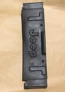 JEEP CJ7 Front Frame Cover