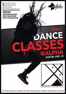 Term 2 Dance Classes at Alpha Dance Studio Beckenham Gosnells Area Preview